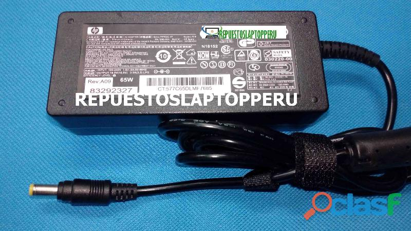 Cargador Hp Dv1000 Dv2000 Dv5000 Dv6000 F500 C300 C500 C700