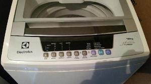 Lavadora nueva 12kilos electrolux remato ocasión