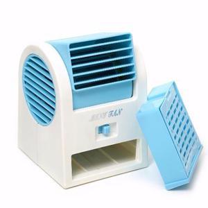 Mini Ventilador De Aire Acondicionado Uso Con Hielo