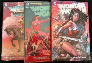 Wonder woman volumen 5 6 y 7 dc comics