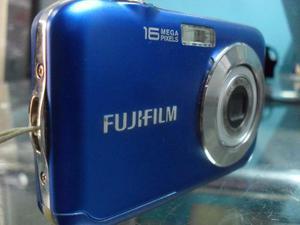 Camara fujifilm jv250 16mpx + memoria 8gb visa/mastercard