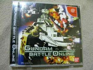 Dreamcast gundam sega consola video juegos ps nintendo