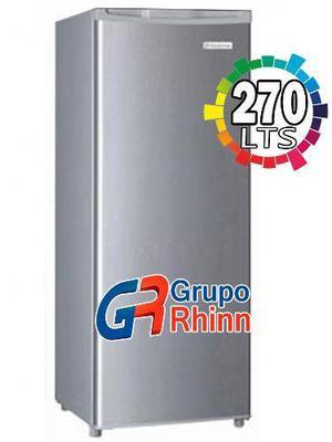 Electrolux refrigeradora 270 lt. auto frost erd27w2cni