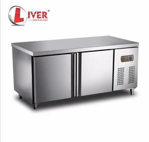 Mesa refrigerada acero importada nueva tecnología americana