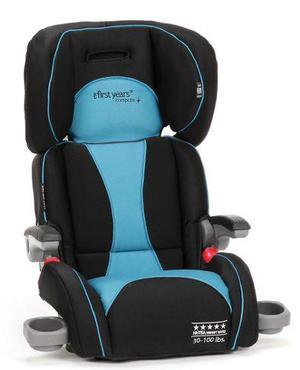 Asiento silla de autos para niños first years celeste nuevo