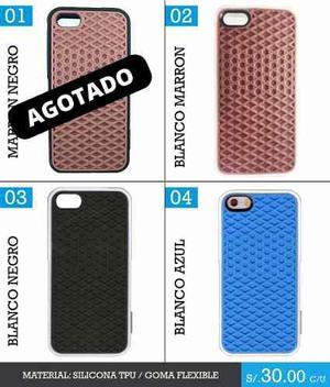 carcasas iphone 6 silicona anchas