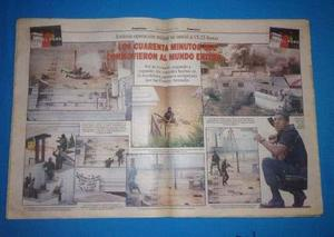 Diario expreso chavín de huantar 1997 rescate embajada
