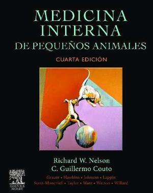 EBOOK VETERINARIA MEDICINA INTERNA EN PEQUEÑOS ANIMALES PDF segunda mano  Lima (Lima)