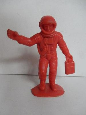Galacticos al rescate astronauta pepsi coleccion 80s toy