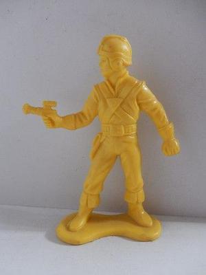 Galacticos al rescate soldado pepsi coleccion 80s toy
