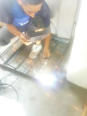 Maestro cerrajero soldador