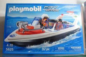 Playmobil 5625 yate de rescate nuevo sellado coleccion