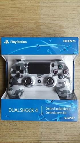 Control playstation dualshock 4 ps4 - original nuevo sellado