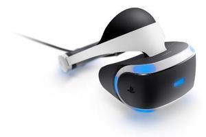 Lentes De Realidad Virtual Sony Ps4 Playstation Vr Nuevo