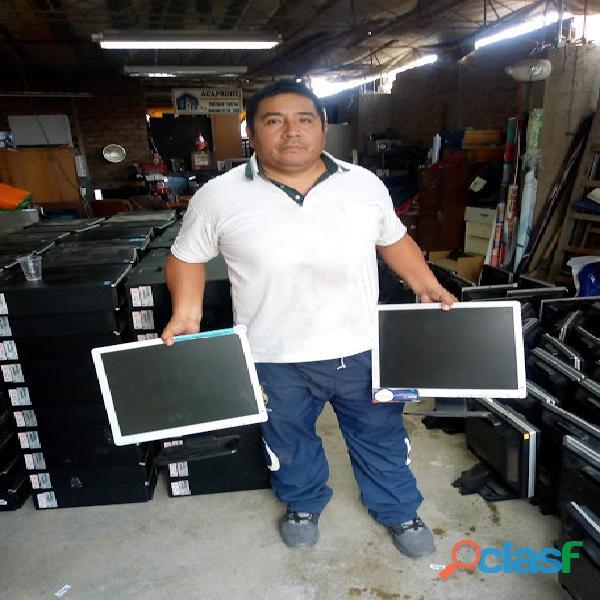 Compro computadoras y laptops usadas y en desuso