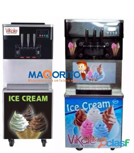 Maquina de helados soft ,modelo vql825b