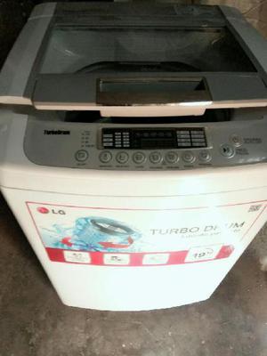 Lavadora lg turbo drum 10.5 kg