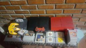 Venta super nintendo n64 ps1 y ps3 super slim