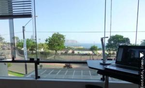 Duplex con vista al mar en malecon cisneros miraflores