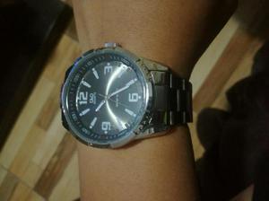 6d90850dfe75 Reloj hombre plateado acero   ANUNCIOS Mayo