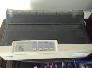 Vendo impresora matricial epson lx