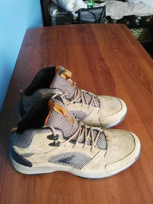 Zapatos botines puro cuero marca power