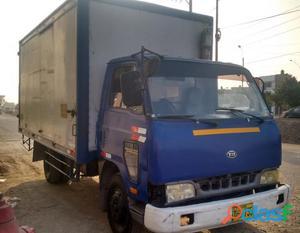 Vendo camión furgón kia 3 toneladas