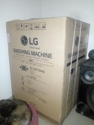 Lavadora lg 16kg turbo drum