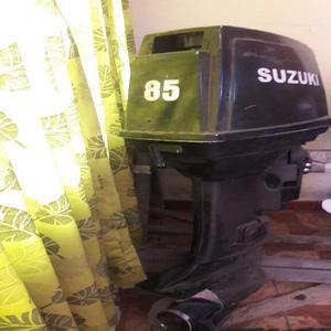 Motor fuera de borda suzuki 85 hp 2t