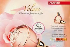 Oferta perfume mujer volare oriflame 100original