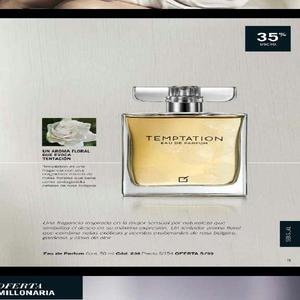 Perfume temptation de unique