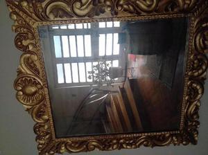 Espejo marco de madera precio de ocasión en Arequipa [ANUNCIOS ...