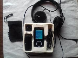 Reproductor sansa 4gb [nuevo] audífonos sony