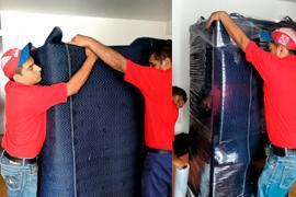 Servicio de mudanzas para empresas en cusco