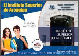 Instituto ciencias tecnológicas de arequipa