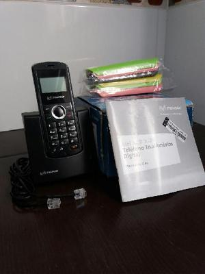 Teléfono fijo inalámbrico nuevo