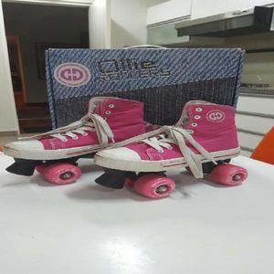 Vendo patines talla