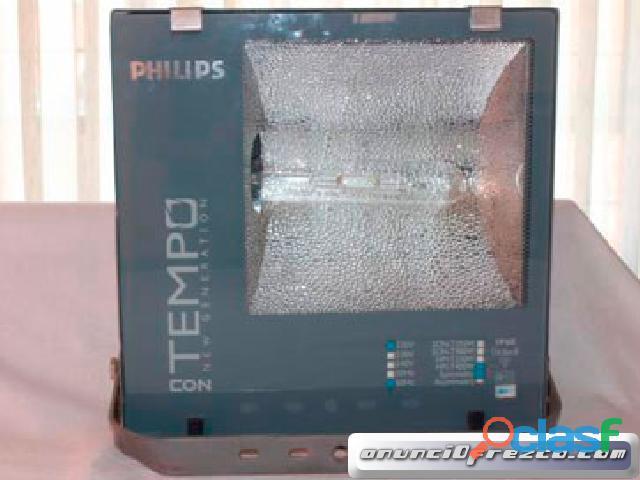 Reflectores 400 watts para canchas 923294244