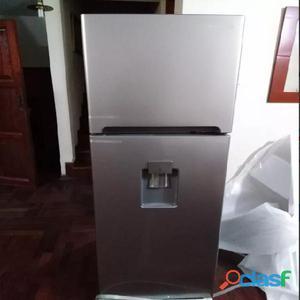 Refrigeradora daewoo rgp 290dv plateado 290 litros autofrost