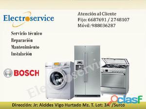 2748107 BOSCH secadoras y lavadoras reparación a domicilio