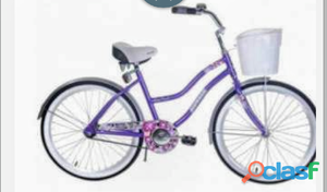 Bicicleta monark beach cruiser tahití aro 26
