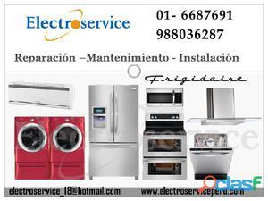 Servicio técnico de lavadoras frigidaire 988036287