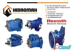 Bombas hidraulicas rexroth