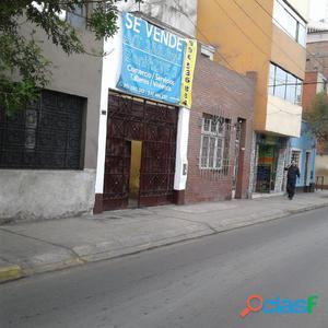 Venta De Terreno En Centro De Lima