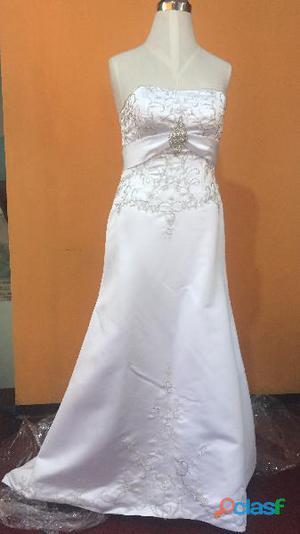 Vestido de novia en perfecto estado de usa