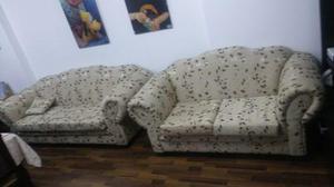 Juego de muebles 3-2-1 oferta