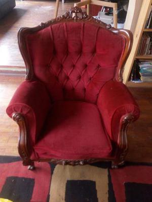 Juego muebles luis xv originales