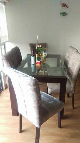 Mueble comedor 6 sillas como nuevo