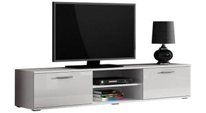 Mueble melamina para sala entretenimiento tv