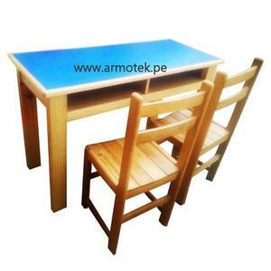 Muebles Yfgyb76 Sillas Carpetas Mesas Lima En Colegio j4L5AR